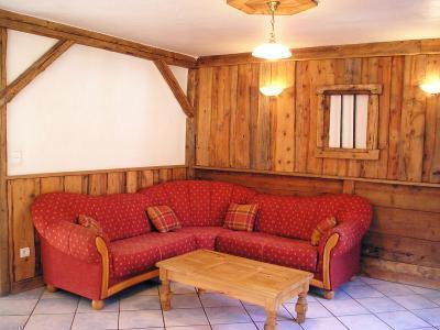 Location au ski Chalet duplex 7 pièces 12 personnes - Chalet De La Cote - Champagny-en-Vanoise - Séjour