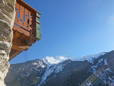 Verleih Champagny-en-Vanoise : Chalet Diamant winter