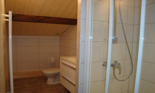 Location au ski Chalet Estelann - Champagny-en-Vanoise - Salle de bains