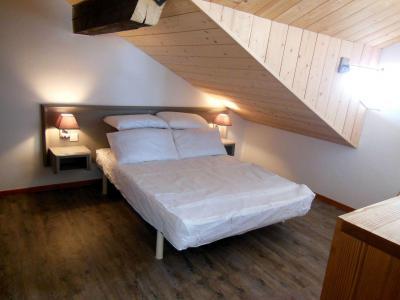 Rent in ski resort 2 room apartment 4 people (021CL) - Chalet Fleur de Neige - Champagny-en-Vanoise - Double bed