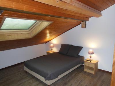 Rent in ski resort 2 room apartment 5 people (014CL) - Chalet Fleur de Neige - Champagny-en-Vanoise - Double bed