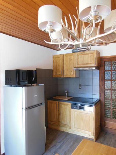 Rent in ski resort 2 room apartment 5 people (014CL) - Chalet Fleur de Neige - Champagny-en-Vanoise - Kitchenette