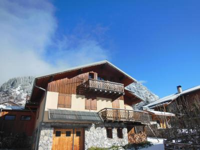 Accommodation Chalet Fleur de Neige