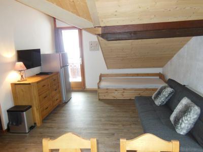 Rent in ski resort 2 room apartment 4 people (021CL) - Chalet Fleur de Neige - Champagny-en-Vanoise