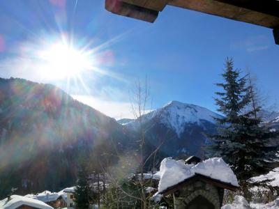 Rent in ski resort Chalet Grand Arbet - Champagny-en-Vanoise - Winter outside