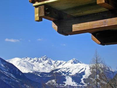 Rental Champagny-en-Vanoise : Chalet Grand Arbet winter