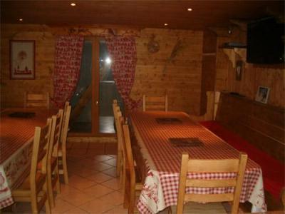 Location au ski Chalet quadriplex 15 pièces 20 personnes - Chalet Grand Arbet - Champagny-en-Vanoise - Séjour