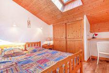 Location au ski Chalet Grand Arbet - Champagny-en-Vanoise - Chambre