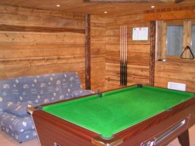 Location au ski Chalet Grand Arbet - Champagny-en-Vanoise - Intérieur