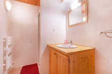Location au ski Chalet Grand Arbet - Champagny-en-Vanoise - Salle d'eau