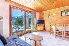 Location au ski Chalet Grand Arbet - Champagny-en-Vanoise - Séjour