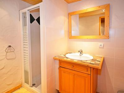 Rent in ski resort Chalet Grand Arbet - Champagny-en-Vanoise - Shower