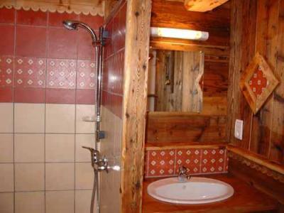 Location au ski Chalet triplex 11 pièces 20 personnes - Chalet L'edelweiss - Champagny-en-Vanoise - Salle d'eau