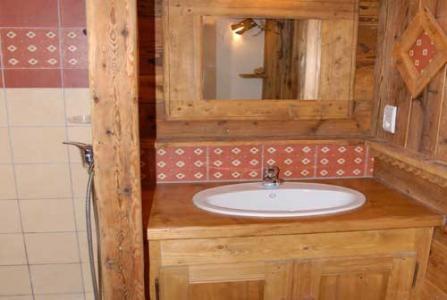 Location au ski Chalet triplex 11 pièces 20 personnes - Chalet L'edelweiss - Champagny-en-Vanoise - Salle de bains
