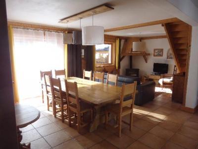 Location au ski Chalet duplex 5 pièces 8-10 personnes - Chalet La Sauvire - Champagny-en-Vanoise - Appartement
