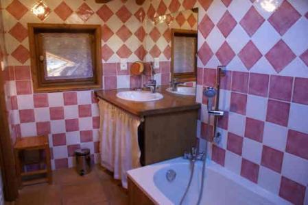Location au ski Chalet duplex 5 pièces 8-10 personnes - Chalet La Sauvire - Champagny-en-Vanoise - Salle de bains