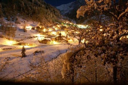 Location au ski Chalet duplex 5 pièces 8-10 personnes - Chalet La Sauvire - Champagny-en-Vanoise - Extérieur hiver