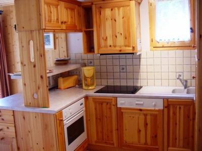 Location au ski Appartement 6 pièces 10 personnes - Chalet Les Soldanelles - Champagny-en-Vanoise - Cuisine