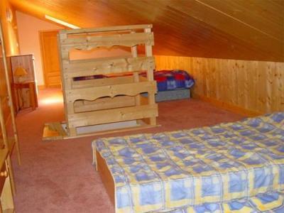 Location au ski Appartement 6 pièces 10 personnes - Chalet Les Soldanelles - Champagny-en-Vanoise - Lit double