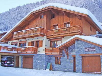 Ski en famille Chalet Rosa Villosa