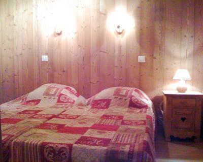 Location au ski Chalet quadriplex 5 pièces 8 personnes - Chalet Rosa Villosa - Champagny-en-Vanoise - Chambre