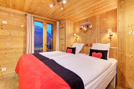 Location au ski Chalet Rosa Villosa - Champagny-en-Vanoise - Chambre