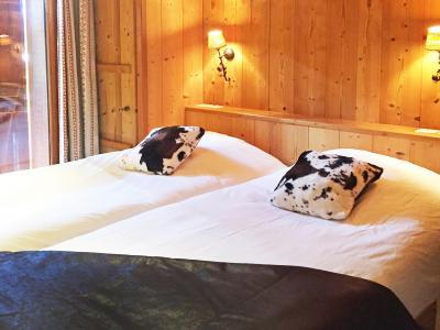 Location au ski Chalet Rosa Villosa - Champagny-en-Vanoise - Lit simple