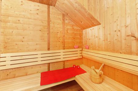 Location au ski Chalet Rosa Villosa - Champagny-en-Vanoise - Sauna