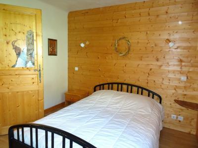 Rent in ski resort 6 room triplex apartment 12 people - Chalet Soldanelles - Champagny-en-Vanoise - Bedroom