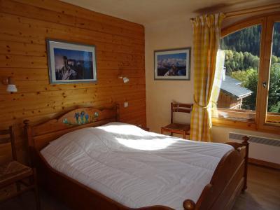 Rent in ski resort 6 room triplex apartment 12 people - Chalet Soldanelles - Champagny-en-Vanoise - Double bed