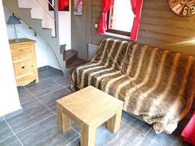 Location au ski Chalet duplex 3 pièces 6 personnes - Chalet Tavel - Champagny-en-Vanoise - Canapé