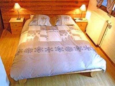 Location au ski Chalet duplex 3 pièces 6 personnes - Chalet Tavel - Champagny-en-Vanoise - Chambre
