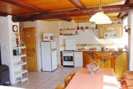 Location au ski Chalet duplex 5 pièces 10 personnes - Chalet Vieux Moulin - Champagny-en-Vanoise - Salle à manger