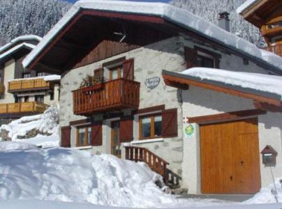 Location au ski Chalet duplex 5 pièces 10 personnes - Chalet Vieux Moulin - Champagny-en-Vanoise - Extérieur hiver