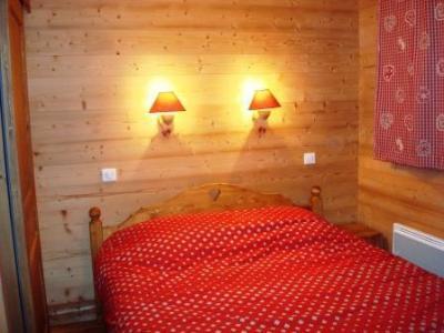 Location au ski Appartement 4 pièces 8-10 personnes - Chalets De La Chiserette - Champagny-en-Vanoise - Chambre