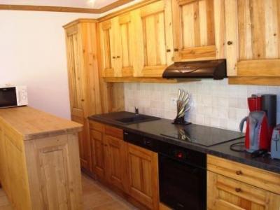 Location au ski Appartement 4 pièces 8-10 personnes - Chalets De La Chiserette - Champagny-en-Vanoise - Cuisine
