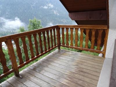 Rent in ski resort 3 room apartment 4 people (D18) - Les Hauts de Planchamp - Champagny-en-Vanoise - Balcony