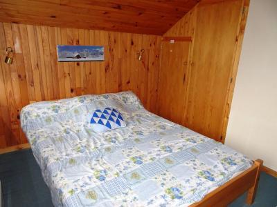 Rent in ski resort 3 room apartment 4 people (D18) - Les Hauts de Planchamp - Champagny-en-Vanoise - Double bed