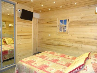 Rent in ski resort 4 room apartment 6 people (A6) - Les Hauts de Planchamp - Champagny-en-Vanoise - Bedroom