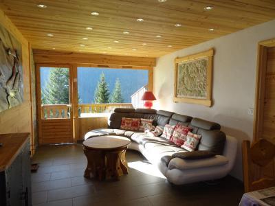 Rent in ski resort 4 room apartment 6 people (A6) - Les Hauts de Planchamp - Champagny-en-Vanoise