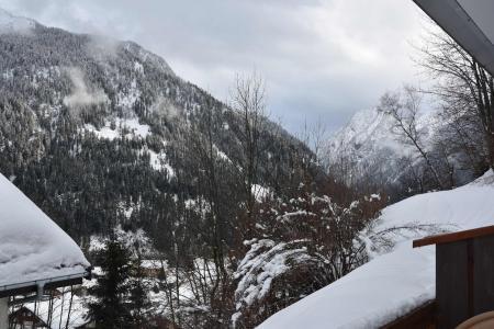 Rent in ski resort Studio 3 people (D6) - Les Hauts de Planchamp - Champagny-en-Vanoise