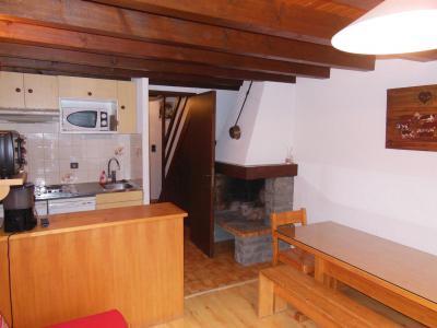 Location au ski Appartement 3 pièces coin montagne 8 personnes (A041CL) - Les Hauts de Planchamp - Ancoli - Champagny-en-Vanoise