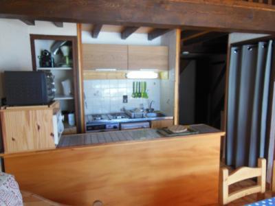 Location au ski Appartement 2 pièces mezzanine 5 personnes (A039CL) - Les Hauts de Planchamp - Ancoli - Champagny-en-Vanoise - Kitchenette