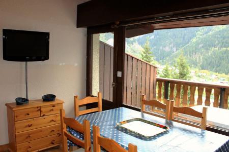 Location au ski Appartement 2 pièces mezzanine 5 personnes (A039CL) - Les Hauts de Planchamp - Ancoli - Champagny-en-Vanoise - Séjour