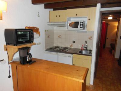 Location au ski Appartement 3 pièces coin montagne 8 personnes (A041CL) - Les Hauts de Planchamp - Ancoli - Champagny-en-Vanoise - Kitchenette