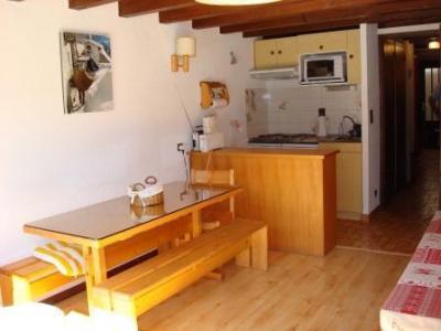 Location au ski Appartement duplex 3 pièces cabine 6 personnes (41-44) - Les Hauts De Planchamp - Champagny-en-Vanoise - Banc