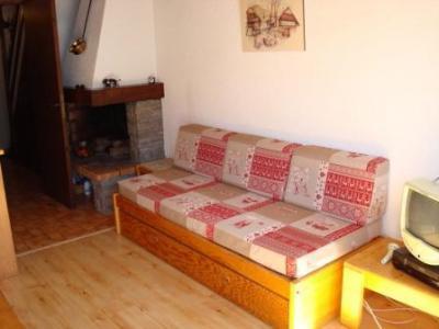 Location au ski Appartement duplex 3 pièces cabine 6 personnes (41-44) - Les Hauts De Planchamp - Champagny-en-Vanoise - Canapé