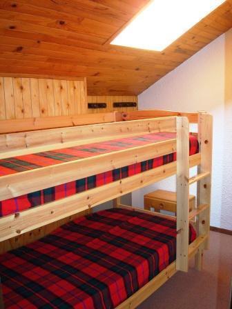 Location au ski Appartement duplex 3 pièces cabine 6 personnes (41-44) - Les Hauts De Planchamp - Champagny-en-Vanoise - Lits superposés