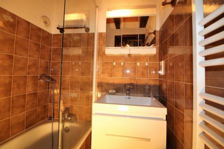 Rent in ski resort 3 room duplex apartment 6 people (B049CL) - Les Hauts de Planchamp - Bruyères - Champagny-en-Vanoise - Bath-tub