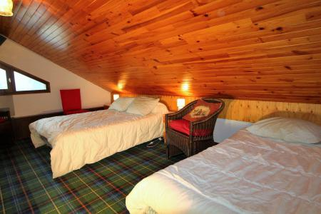 Rent in ski resort 3 room duplex apartment 6 people (B049CL) - Les Hauts de Planchamp - Bruyères - Champagny-en-Vanoise - Single bed
